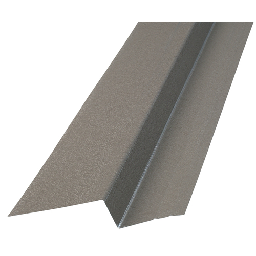 CMI 1-in x 10-ft Galvanized Steel Sheet Flashing