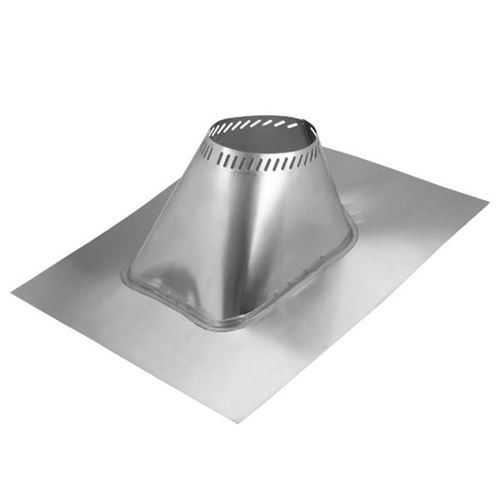 0 - 6/12 Pitch Roof Flashing for SL1100 Wood Pipe