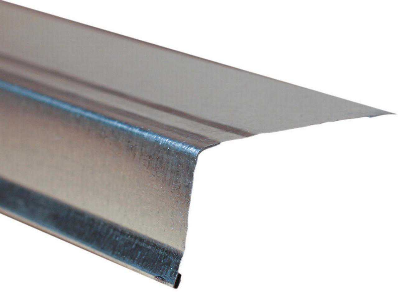 Billy Penn 8522 Roof Edge, 1 in W x 2 in H x 10 ft L