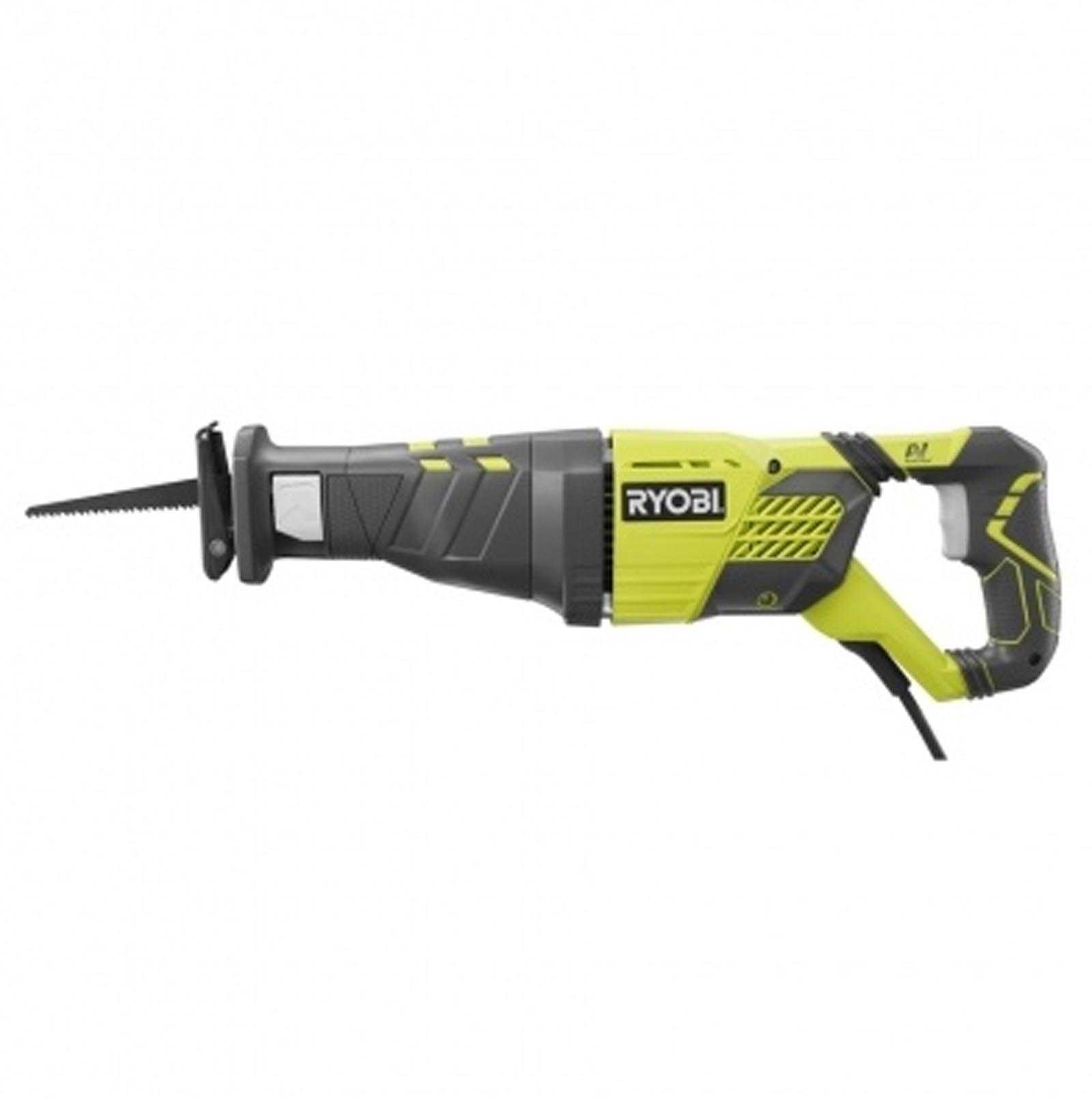 Ryobi 120V 10Amp Variable Speed Electric Reciprocating Saw w/Blade (Cert Refurb)